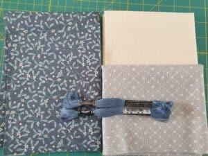 Blue Mistletoe kit