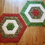 Two at a Time Table Topper