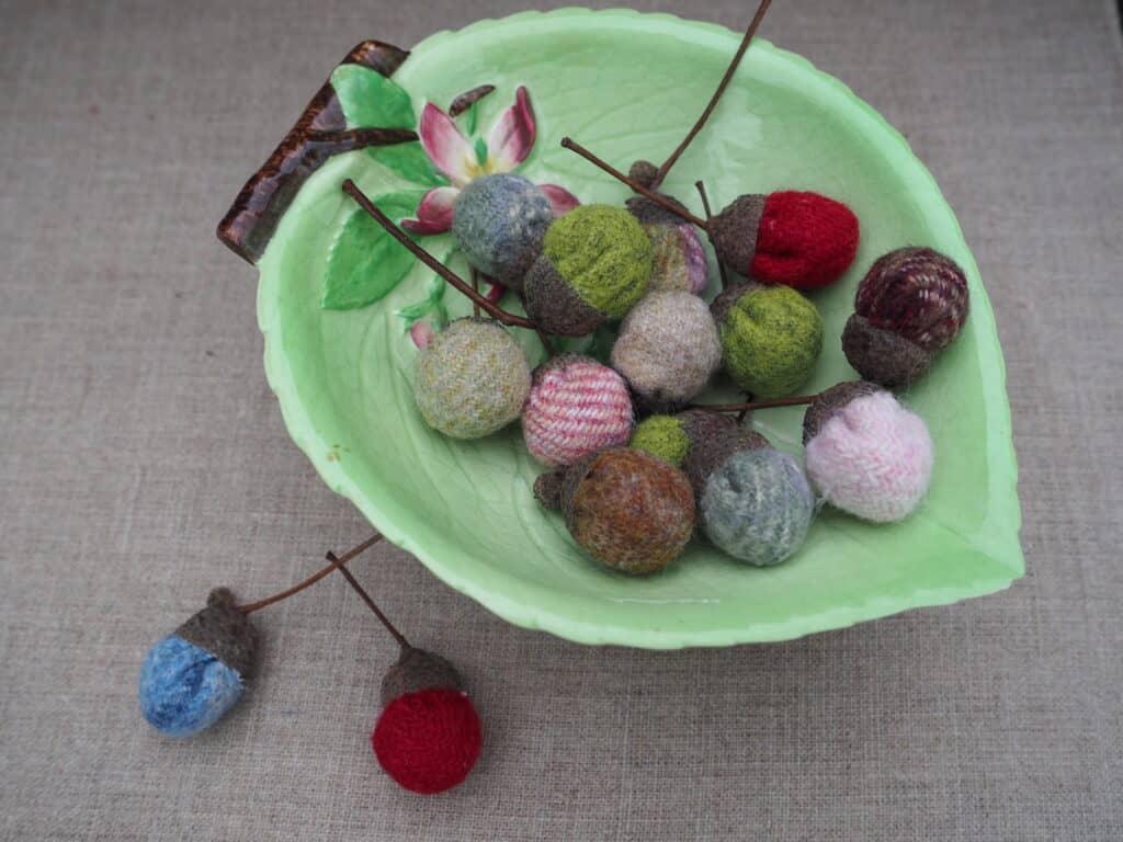 Woolly Acorns