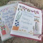 Embroidery Sampler Book